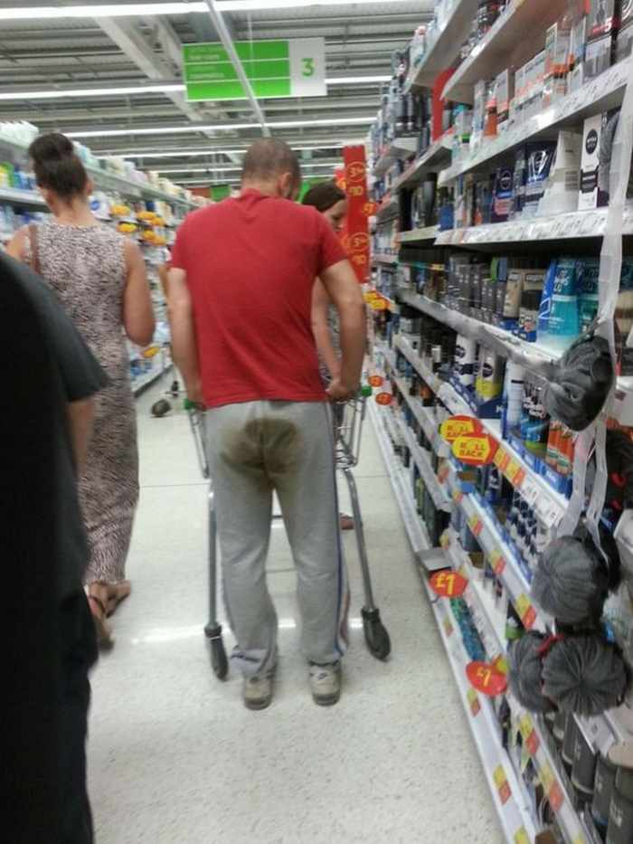 The 20 Most Ridiculous People of Walmart Photos -19